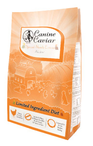 Canine Caviar Special Needs Alkaline Dog Food